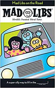 Buy 2, Get 1 Free: select Road Trip Activities for Kids from 3 for $9.79