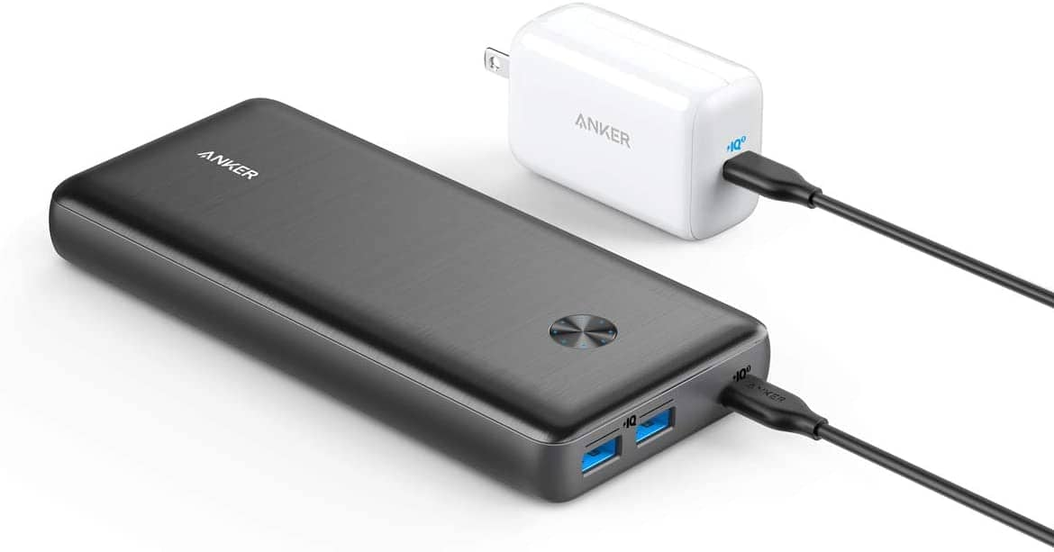 Amazon Prime Members: Anker Power Bank (PowerCore III Elite 25600 PD) 60W Combo with 65W PD Wall Charger for $95.99 + Free Shipping