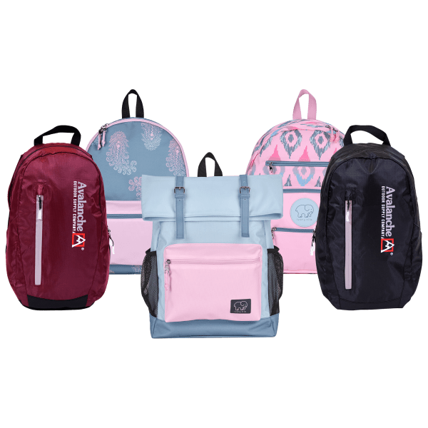 24 HOURS ONLY: Pick-Your-2-Pack: Conair by Ivory Ella or Ful Backpacks $15