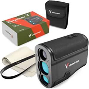 Visiocrest Range Finder (Black) 3000 Ft for $111.89 + Free Shipping