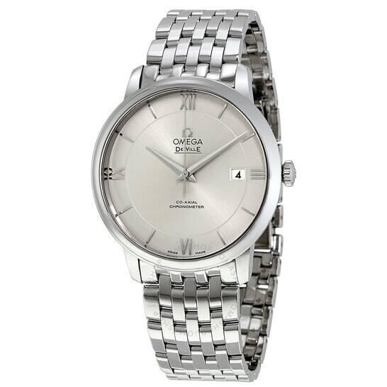OMEGA De Ville Prestige Automatic Men's Watch 424.10.40.20.02.003 - $2600 + Free Shipping
