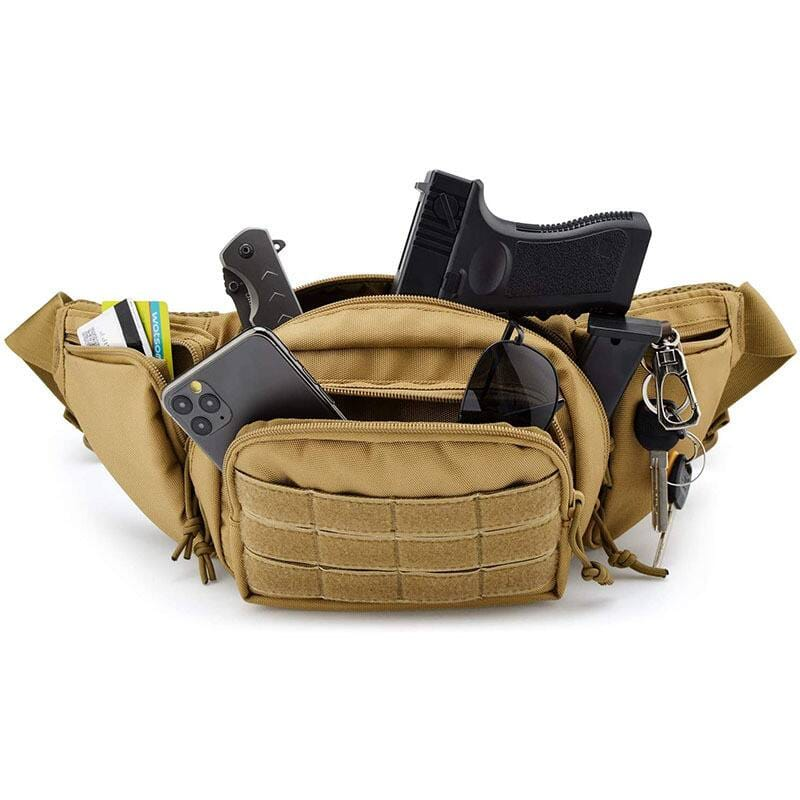 Slashare Outdoor Tactical (Multifunctional Storage) Fanny Pack for $13.99 + Free Shipping