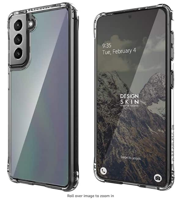 Design Skin Slider Series Case for iPhone 12 / Pro / Max / Mini, Galaxy S21 / Plus / Ultra & More from $4.20 + FSSS