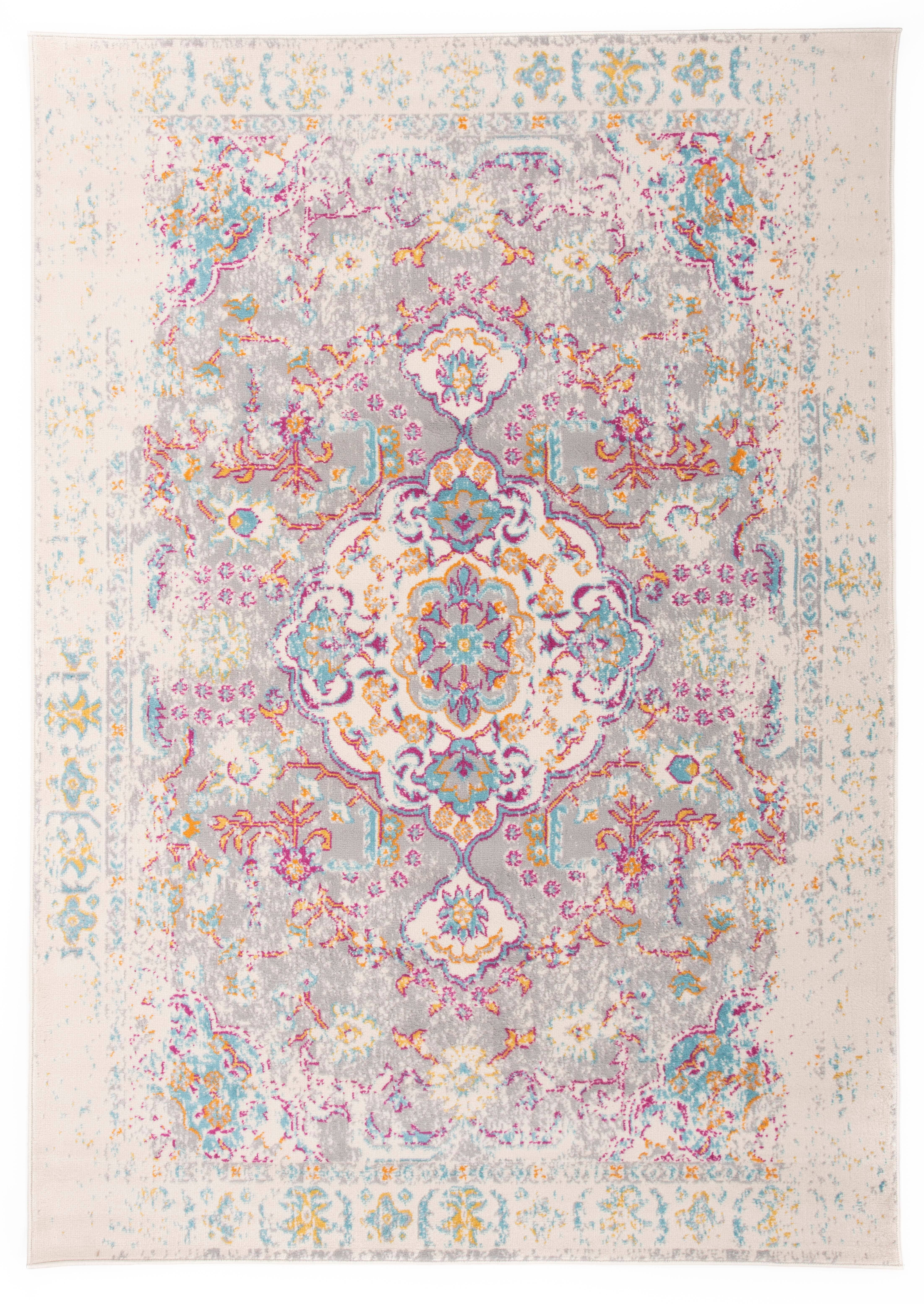 5x7 Vintage Area Rug 5x7 $49.90 + Free Shipping