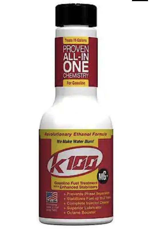 100-MG K100 K Btl $3.05 + Free Store Pickup at Advance Auto Parts