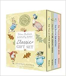 Peter Rabbit Naturally Better Classic Gift Set (Hardcover) for $11.69 + FSSS