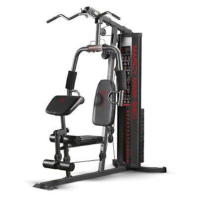 Marcy Dual-Functioning Upper And Lower Body 150-Pound Stack Home Gym Workout $456.99 + FS
