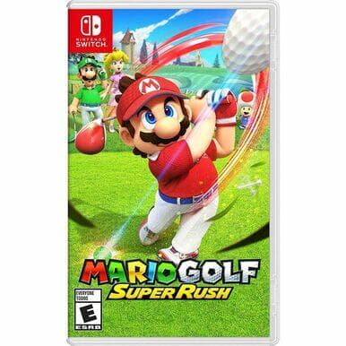 Mario Golf Super Rush - Nintendo Switch for $48.99 + FS