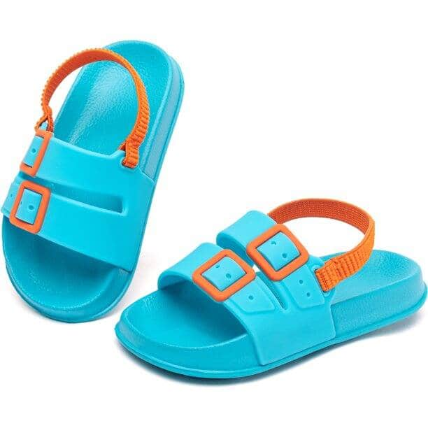 Hobibear Kids Beach Sandals for $9.99 & Toddler Athletic Sneakers for $15.99 + Free Shipping