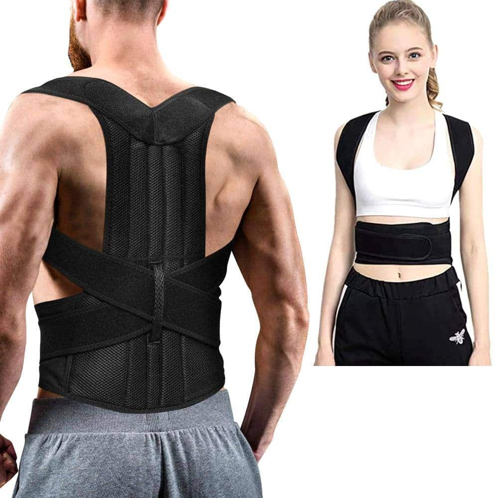 Unisex Brace Posture Corrector for $7.99 + Free Shipping