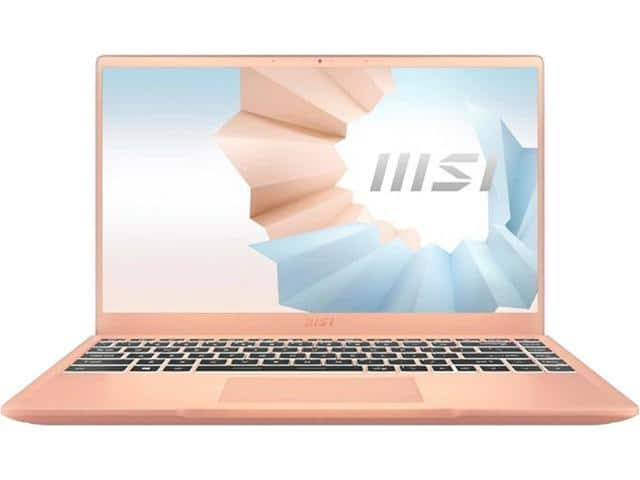 24 HOURS ONLY: MSI Modern 14 B11MO laptop for $779 + Free Shipping
