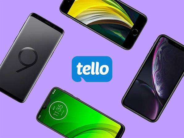 Tello Prepaid 3-Month Plan: Unlimited Talk/Text + 8GB LTE Data + Free SIM for $33.99