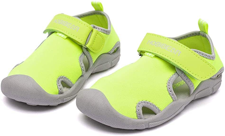 Hobibear Kids/Toddlers Water Shoes/Sandals from $8.79