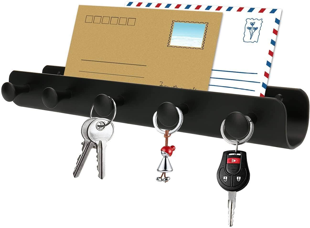 Luxbon Key Holder Mail Organizer for - $6.5 + Free Shipping w/ Amazon Prime or Orders $25+