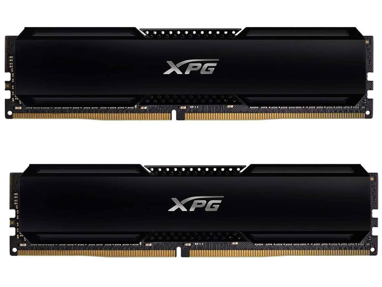 16GB (2x 8GB) ADATA/XPG RGB DDR4 3200 CL16 Desktop RAM @Newegg $69.99 + FS