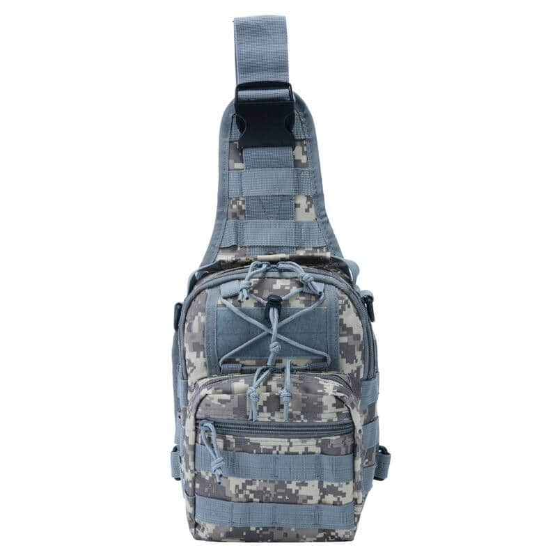 Tiosebon Men Outdoor Sports Chest Bag $11.89 + Free Shipping on $40