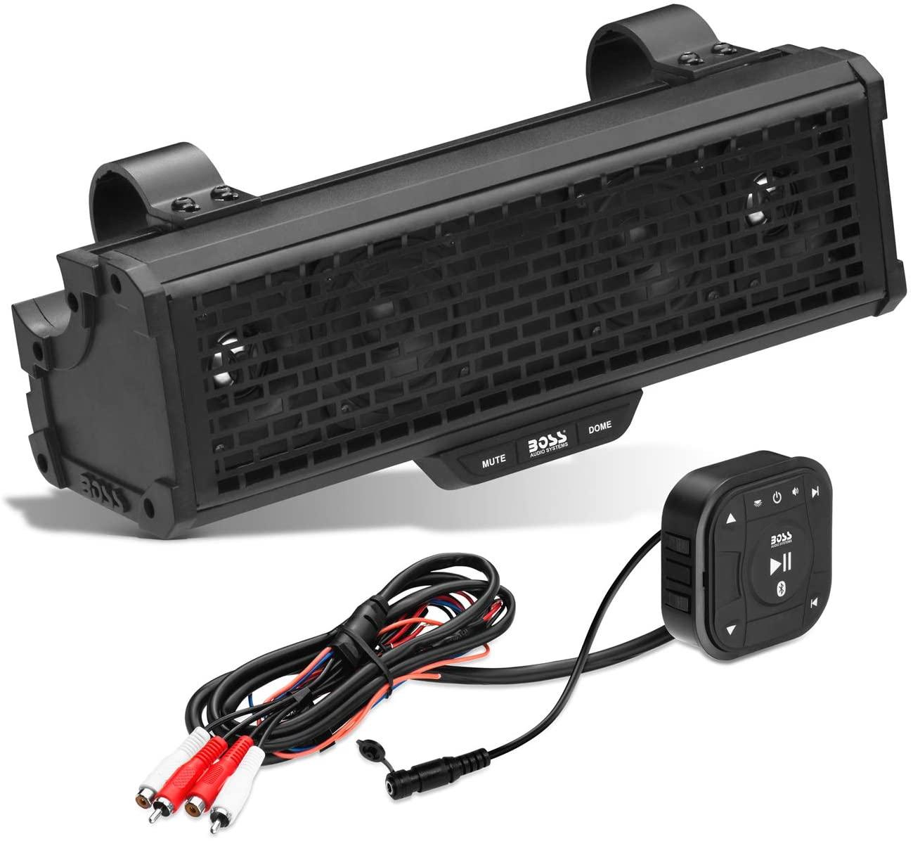15% off BOSS Audio Systems ATV/UTV Soundbars (14 inch 27 inch & 34 inch models) $195.49 + FS with PRIME