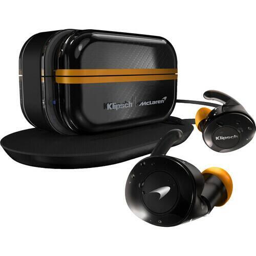 Klipsch T5IIMCL-RB T5 II Sport Headphones McLaren Edition -Certified Refurbished - $129.99 & Free Shipping