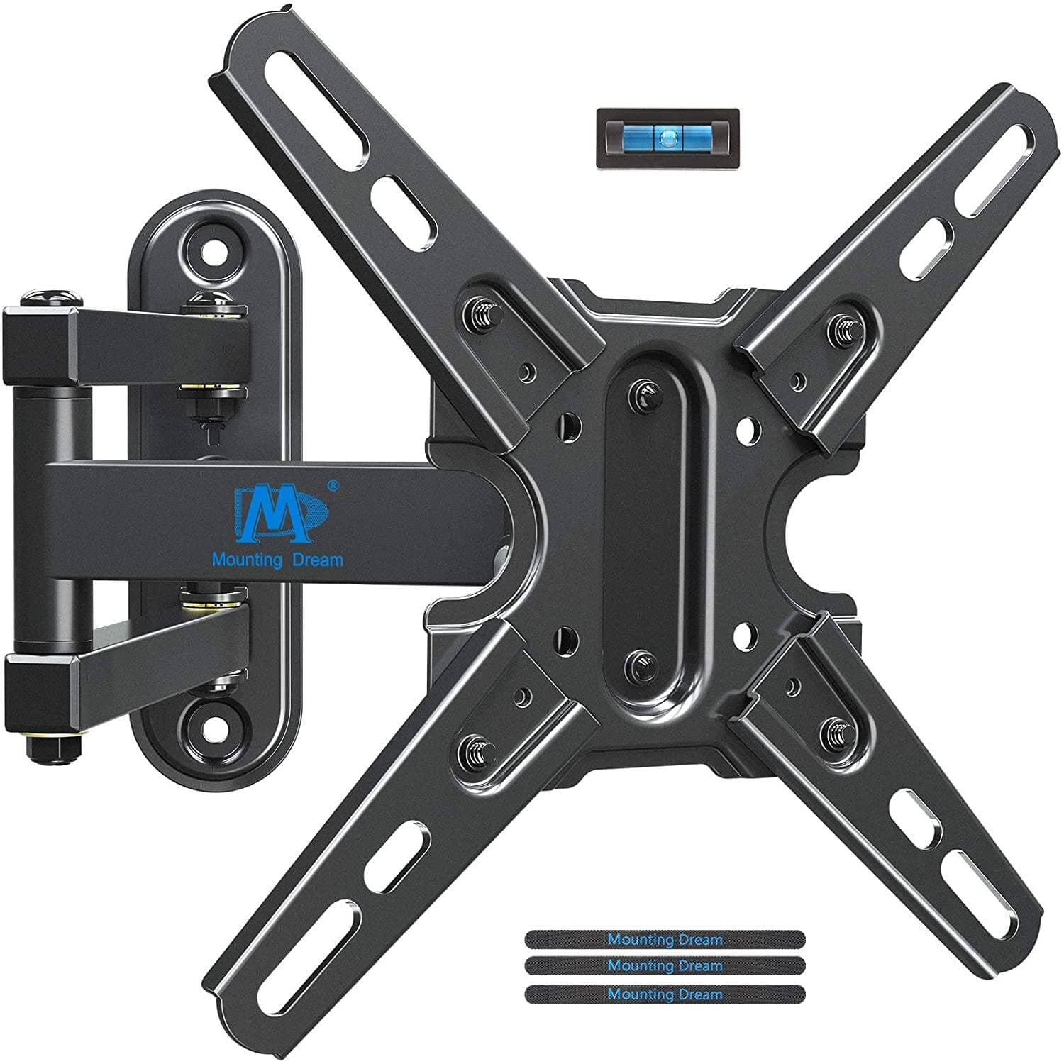 Mounting Dream TV Wall Mount for Most 13-43 Inch TVs and Monitors for $11.99 with clipped coupon + Free shipping with Prime or orders $25+