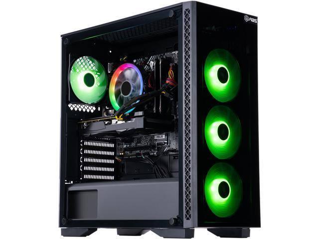 ABS Master Gaming PC [Intel i5 10400F, GeForce RTX 3060 Ti, 16GB DDR4 3000MHz, 1TB M.2 NVMe SSD] for $1349.99 w/ FS