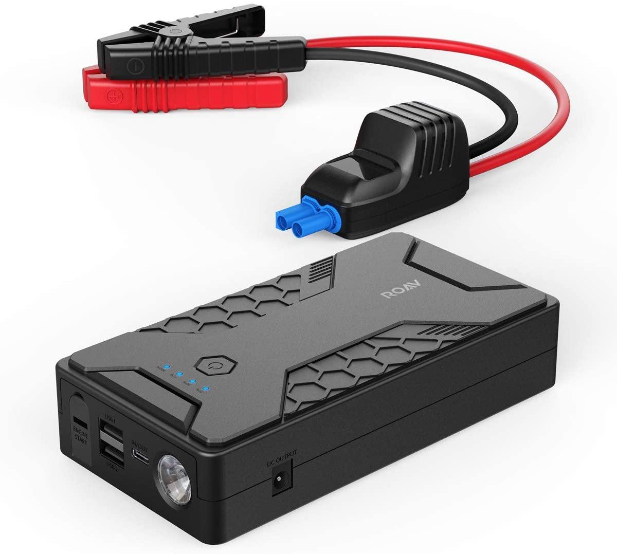 Anker ROAV Jump Starter Pro 1000A 12800mA $67.99 + FS