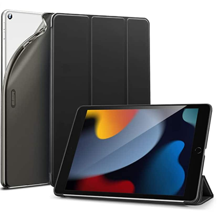 ESR 2021 iPad Mini 6th Gen Case from $7.76;  iPad 9/8/7  Case (Various Colors) and Screen Protectors from $5.5