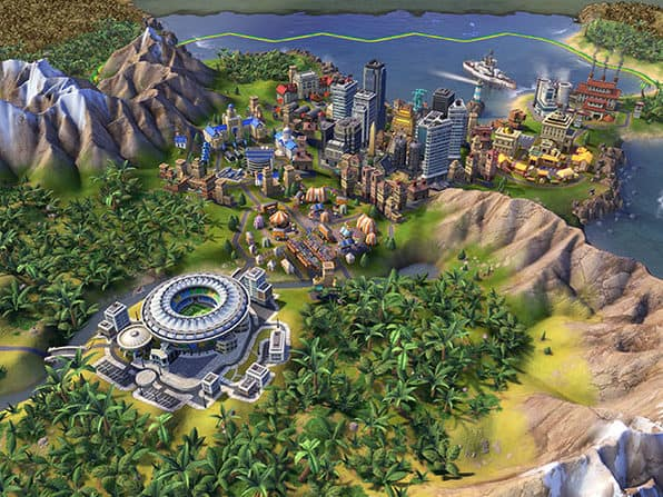 Sid Meier's Civilization VI $22, Rise & Fall Expansion Pack (Digital Download) $19