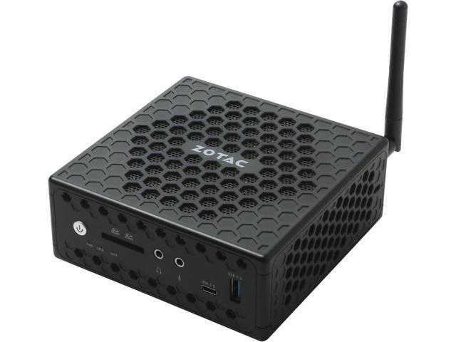 ZOTAC C Series ZBOX CI327 NANO, Palm-Sized Passive Cooled Mini PC - $129.99 AC Shipped