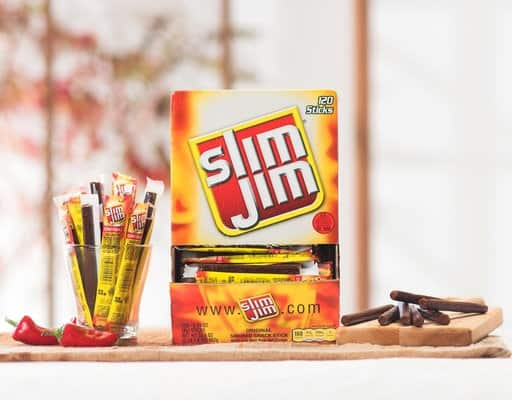 Slim Jim Pack - 120 STICKS: $14.65 AC + Free Shipping