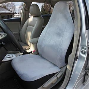 Car Seat Cover (Grey) - $7.36 + free shipping