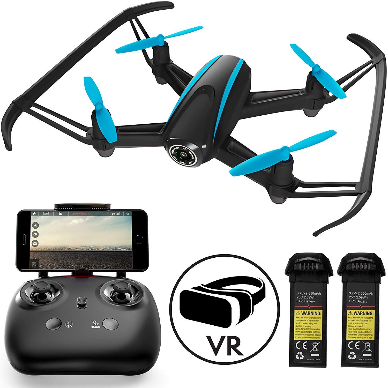 Force1 U34W Dragonfly Drone $59.99 + FS w/ Prime