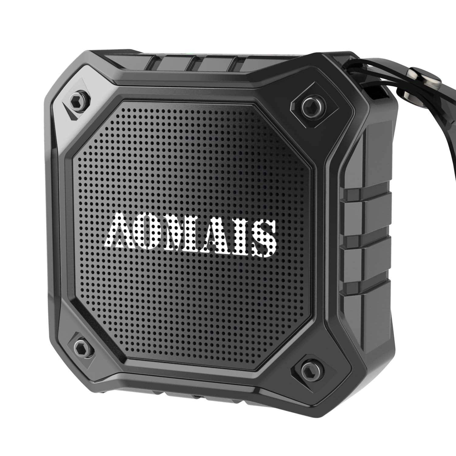 AOMAIS 8W Outdoor Bluetooth Speakers with Waterproof IPX7 & Stereo Pairing - $13.49 + FS