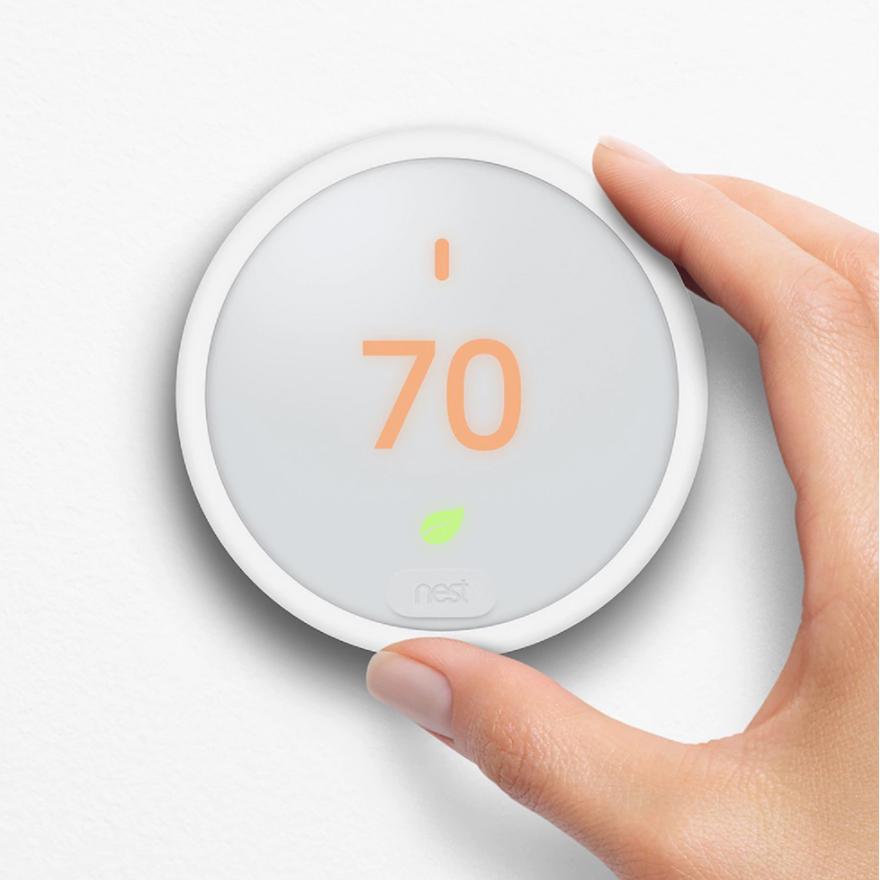 Nest Thermostat E w/ WiFi Remote App Control $118.96 + Free S/H