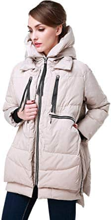 Orolay Women's Thickened Down Jacket $69.99 + FS w/ prime
