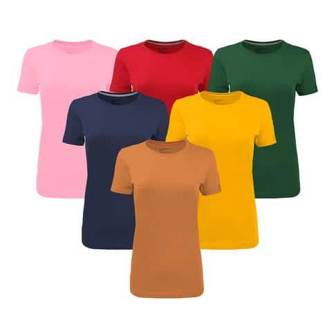 Buy One Get One Free: Nike Women's Cotton T-Shirt for $12 w/ Free Shipping