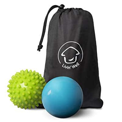 Livin' Well Massage Products - $5.99 + FS w/ Prime