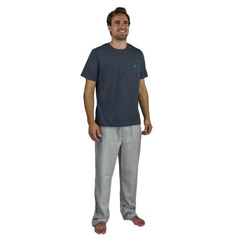 Nautica Men's 2PC Sleepwear Set for $15 w/ Free Shipping