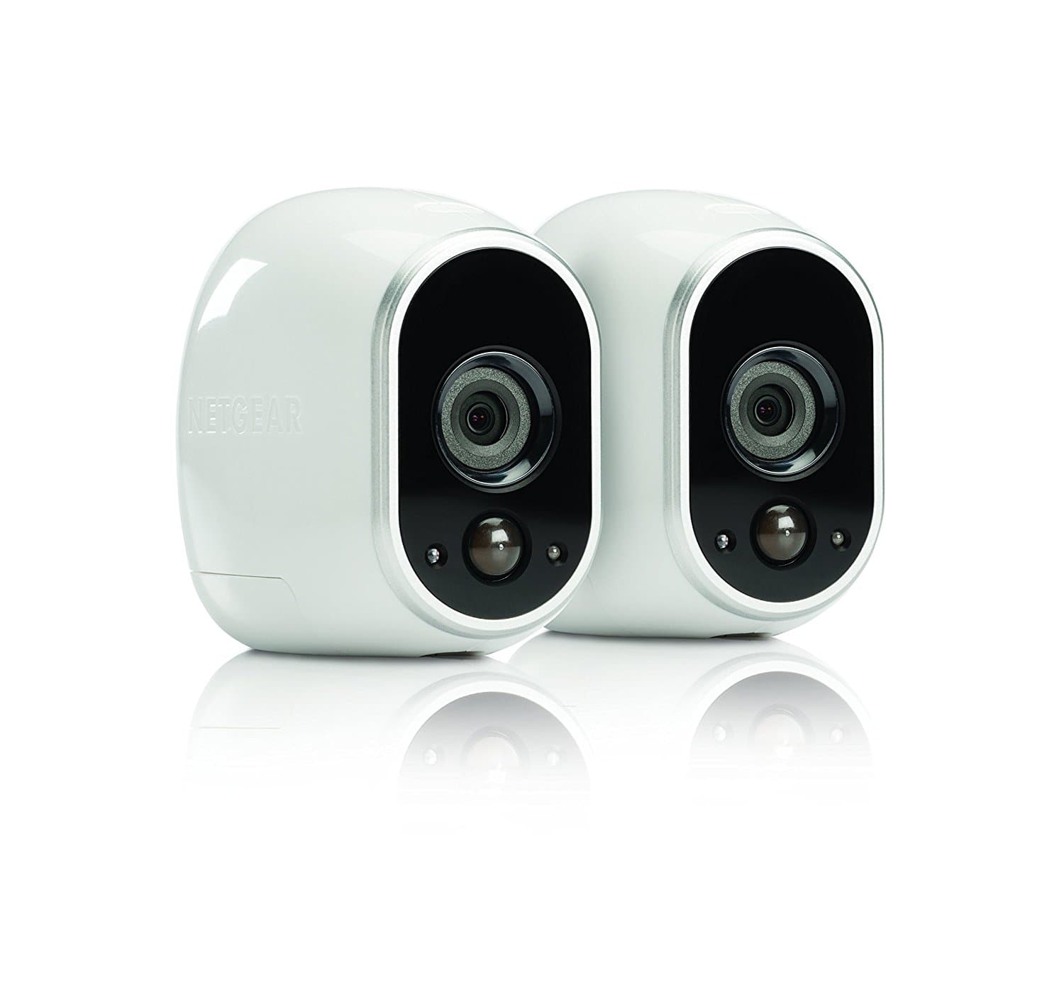 Arlo Security By Netgear - 2 Wire Free HD Cams $162 + Free Shipping