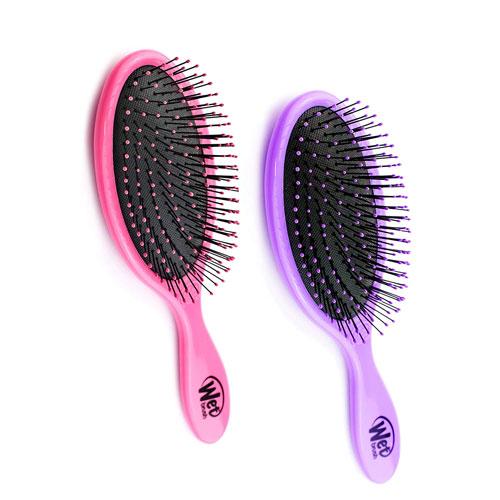 2 Piece Wet Brush Original Detangler Hair Brush - $11.04 + Free Shipping