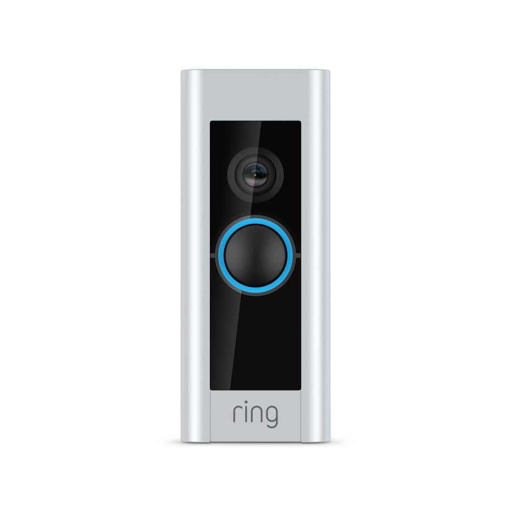 Ring Video Doorbell Pro 1080P HD Wireless Camera Monitor with Night Vision - $159.95