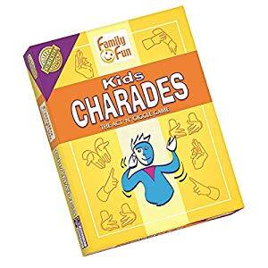 Outset Media Kids Charades Game $4.95