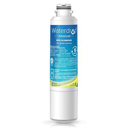 waterdrop advanced nsf 53&42 refrigerator water filters (various ...