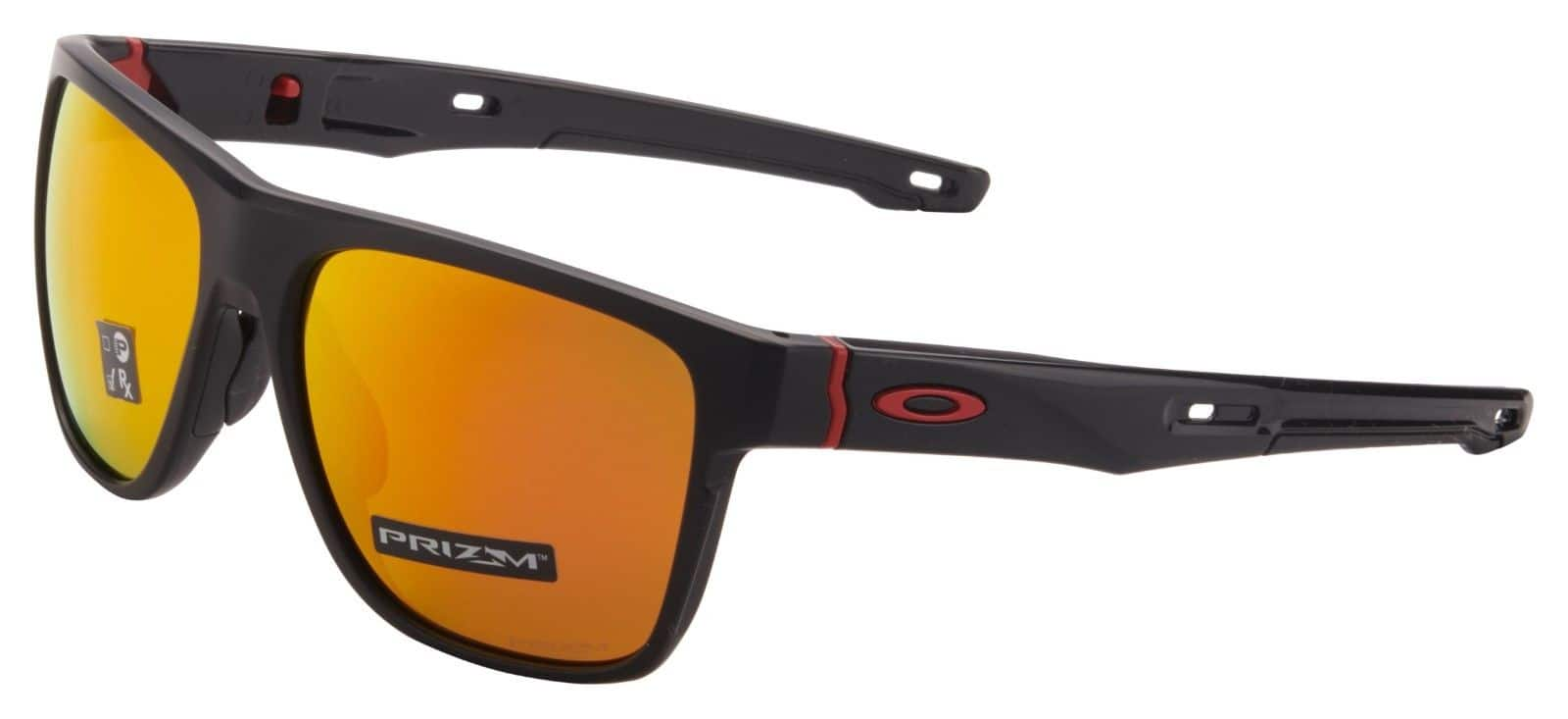 a57898e53f Oakley Crossrange Shield Sunglasses w  Matte Grey Smoke Frame ...