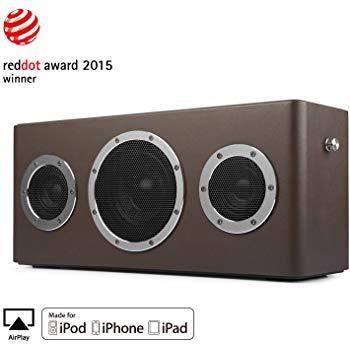 [Apple Airplay Certified] GGMM WIFI+BLUETOOTH+AUX 40W Smart Speaker -$79.99 + Free Shipping