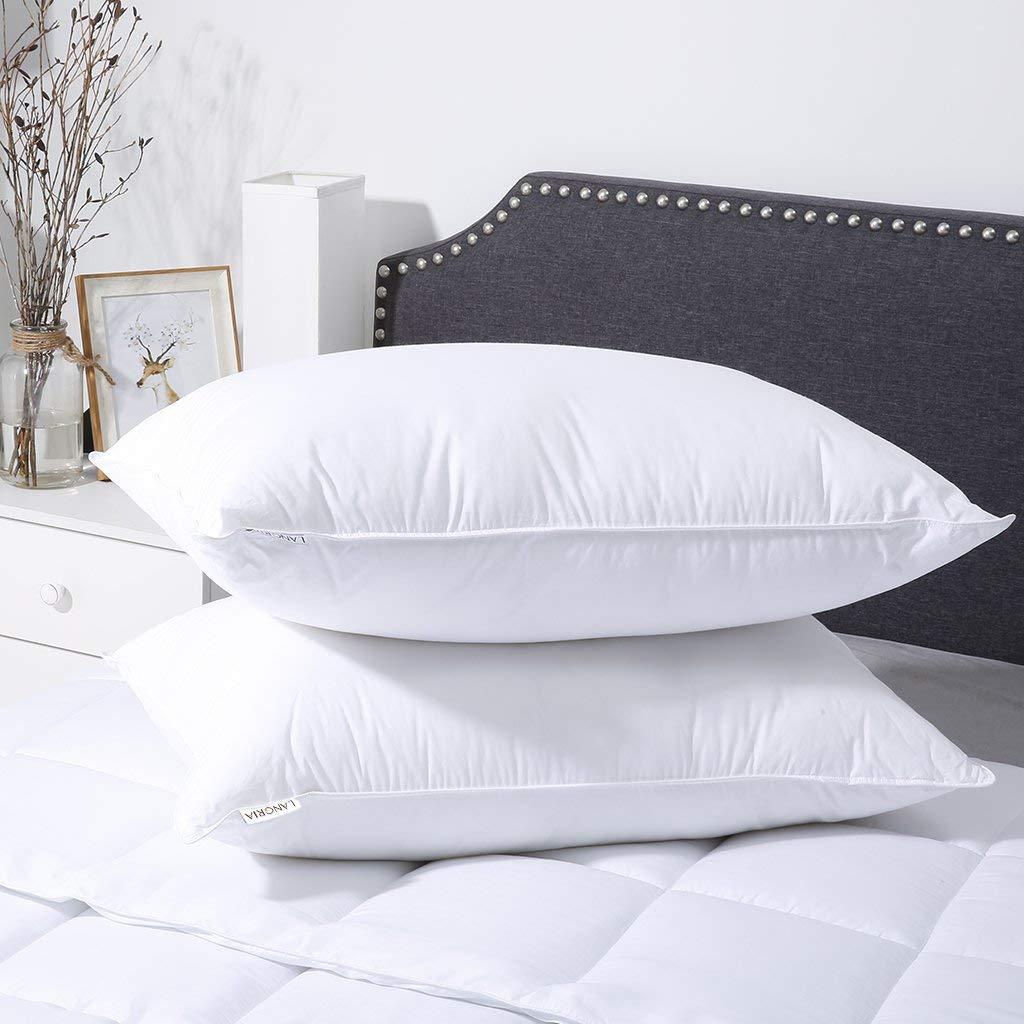 2-Pack Down Alternative Pillows (Queen) $14.99 + Free Shipping