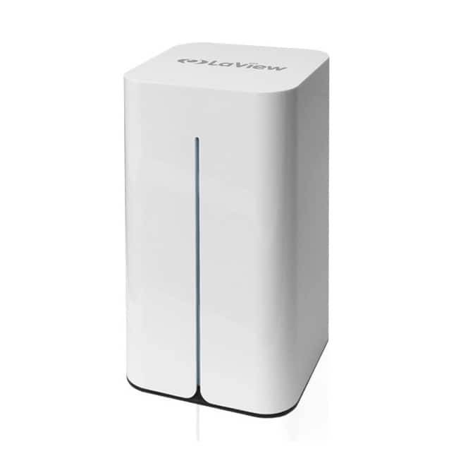 LaView 8 CH H.264 NVR with 1TB Built-in HDD, Built-in WiFi, Non-PoE RJ-45, Up to 6MP IP Camera $69.59