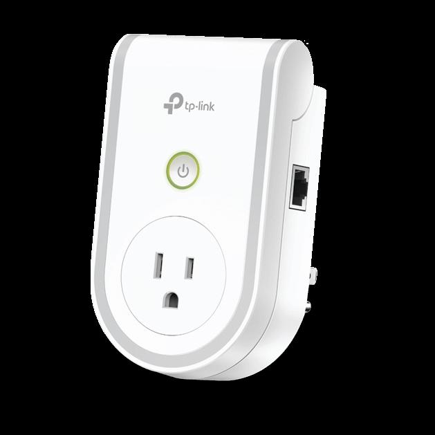 TP-Link Kasa AC1200 Wi-Fi Range Extender with Smart Plug - $24.99 + Free Shipping