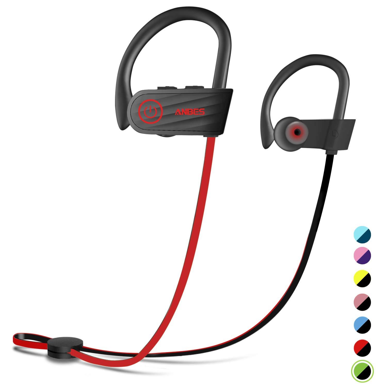 Anbes U13 Bluetooth headphones (Red only) $9.97 + FSSS