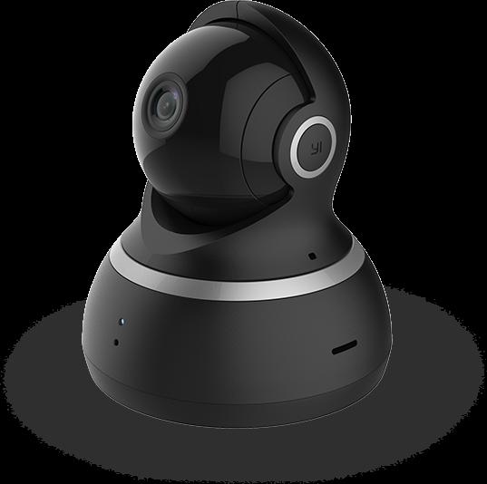 Yi Dome 1080p Wireless IP Security Surveillance Camera (Black) $36.99 + Free Shipping