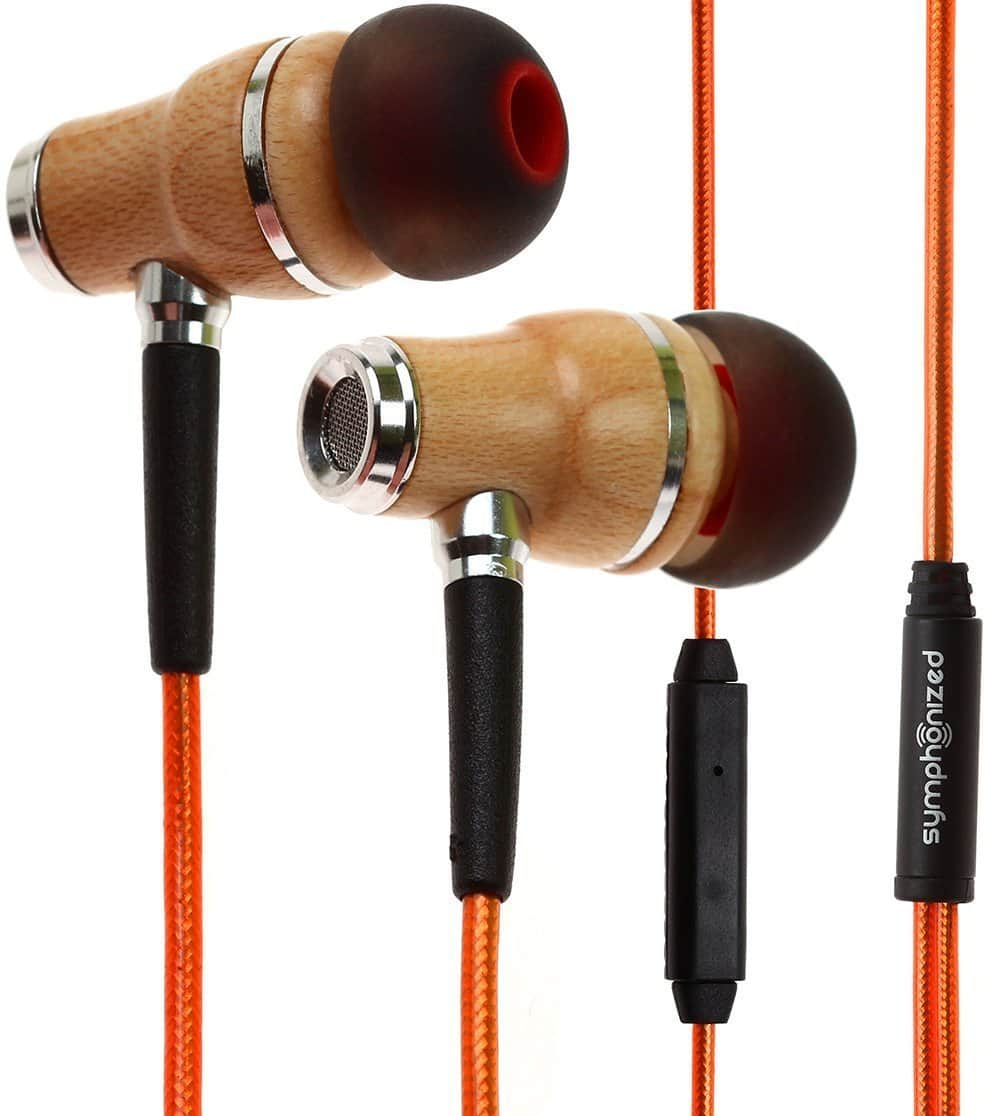 (2) Pair of NRG 2.0 and PRO Premium Symphonized Earbuds for $19.99 + FSSS
